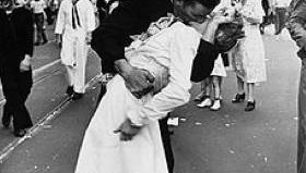 photo by Alfred Eisenstaedt, Fair Use of copyright