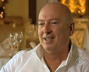 Restaurant owner, Bruno - CBS video