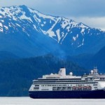 Alaskan Holland Cruise liner