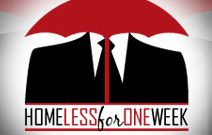 homeless for one week logo
