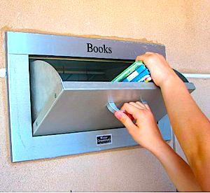 librar book depository