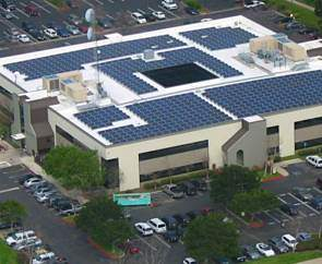 Another solar rooftop of Solar Power Partners for Ventura County