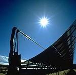 solar troughs