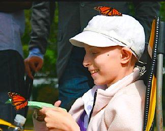 Miranda Berry at the Fly-Away Festival