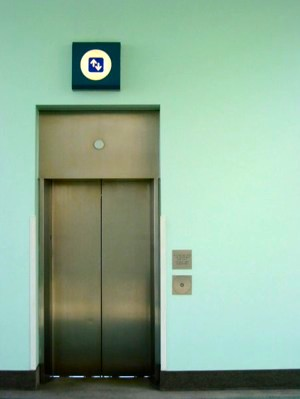 elevator photo by Allen Conant via morguefile