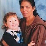 Mumbai rescuer with Jewish boy she saved