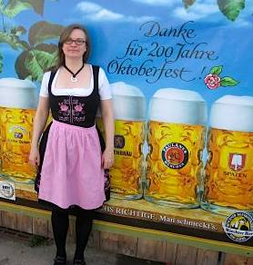 Oktoberfest 2010, by Natasha-Cloutier, CC-license