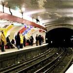 Paris metro by Clarita, via Morguefile.com