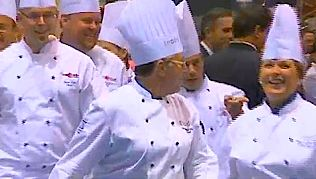 Chefs, in National Restaurant Association video