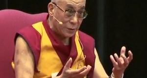 The Dalai Lama talks at Stanford- Jack Hubbard
