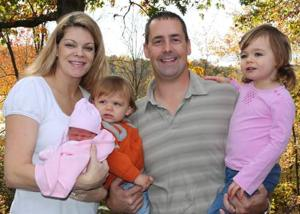 family births have lucky numbers, by dad