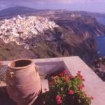 Greek isle of Santorini (c) 2002, geri