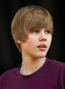 Photo of Justin Bieber by Daniel Ogren Photography -CC license