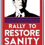Rally to Restore Sanity official graphic