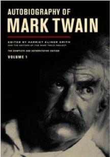 Twain autobiography