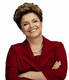 Dilma Rousseff, Brazil presidential poster 2010