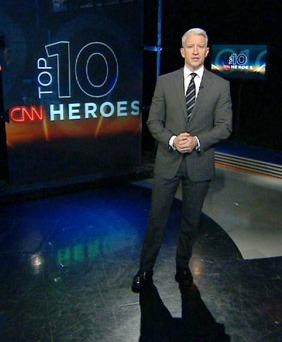Anderson Cooper Heroes Award Gala