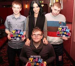 BBC Radio 1 Teen Award winners, 2010