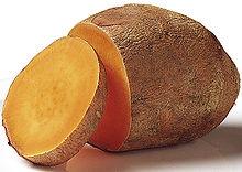 sweet potato good news