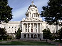 Sacramento Capitol by Sascha Brcuk -GNU license