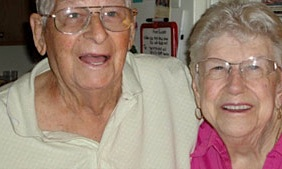 Taber family photo of siblings reunited after 85 years