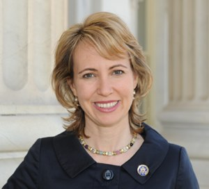Congresswoman Gabby Giffords