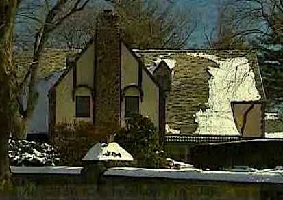 The home where The Godfather was filmed - NBC Video