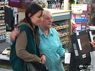 grocery checkout Good Samaritan - ABC