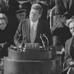 JFK iinnaugural address, JFK library video