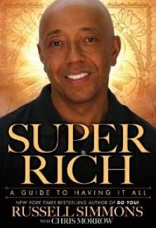 Super Rich, the new book by Russell Simmons