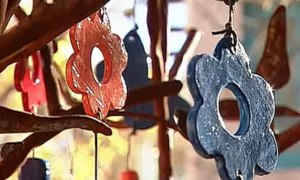 Ben's Bells wind chimes in Tucson- NBC video