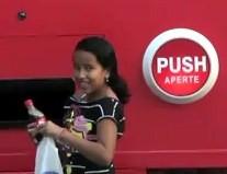 Coke Happiness Truck