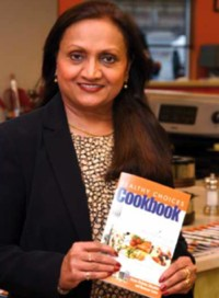 Rector Center dietitian Reno Jain