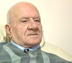 Man's sight returns, BBC video