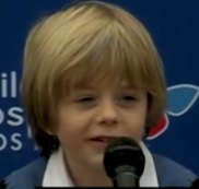Max Page, Darth Vader child actor