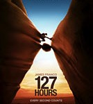 movie poster for 127 hours