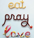 movie poster, Eat-pray-love