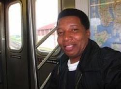 subway hero Derrick Oakes, Facebook profile photo