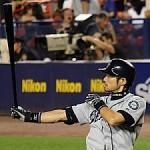 Ichiro Suzuki in Shea Stadium, by Andrew Klein -CC license