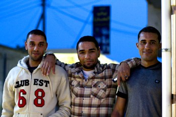Libyan Arabs in Al-Bayda city - CC license