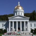 Vermont State House in Montpelier by Matthew Trump - CC license