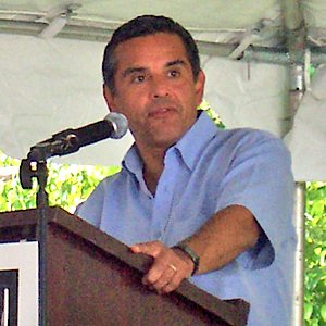 Mayor Villaraigosa , photo by NGerda