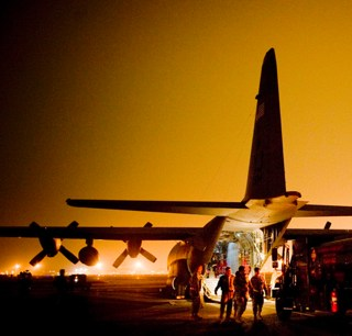C130 aircraft - DOD photo