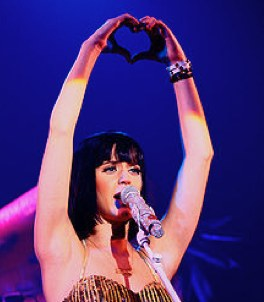 Katy Perry photo by Jacoplane -CC license