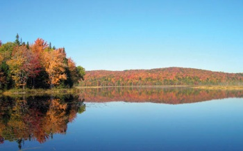 Lake Umbagog Natl Wildlife Refuge in Maine -USFW photo