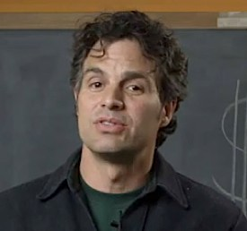 Mark Ruffalo in YouTube video