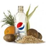 Pepsico's green bottle