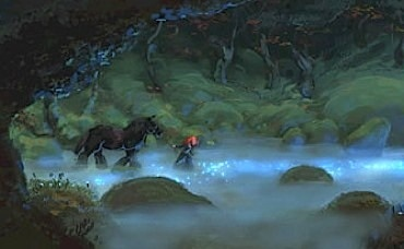 Pixar's Brave screenshot