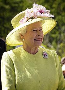 Queen Elizabeth II in 2007