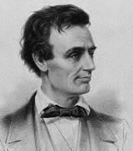 young Abe Lincoln